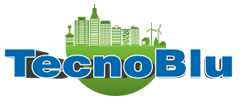 Tecnoblu Rosolina Logo